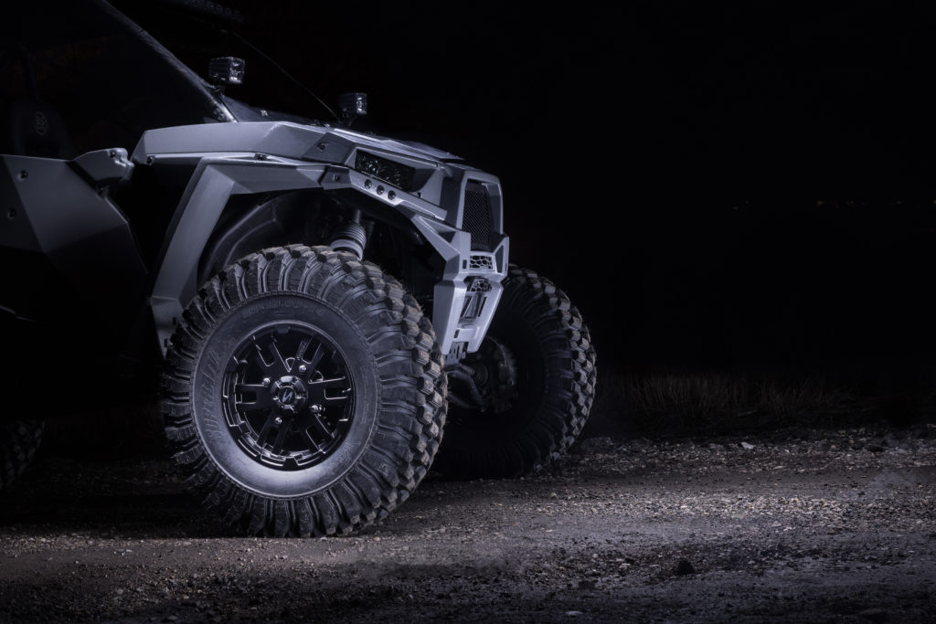 """SuperATV Tires Crawling rocks in little moab, utah. Healy fast wheels and 32"""" tires. Polaris RZR, Xp1000"""