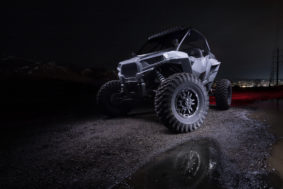 "SuperATV Tires Crawling rocks in little moab, utah. Healy fast wheels and 32"" tires. Polaris RZR, Xp1000"